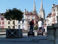 Biarritz en Segway