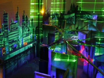 laser game sallanches laser tag. Black Bedroom Furniture Sets. Home Design Ideas