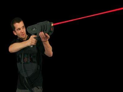 Médiéval Laser Games