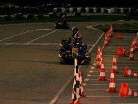 Competition Karting de nuit