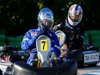 Conduite Karting