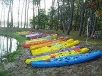 Materiel canoe avec ProD Sports et Loisirs