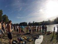 Organisation sorties de groupe sur la Garonne