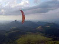 Initiation au parapente Puy de Dome