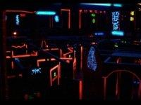 Au coeur du jeu de laser game a Pierrelaye