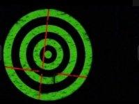 Cible du Laser Game Pierrelaye