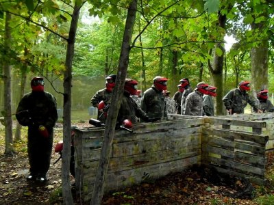 Paintball Ourcadia - Forfait 100 billes