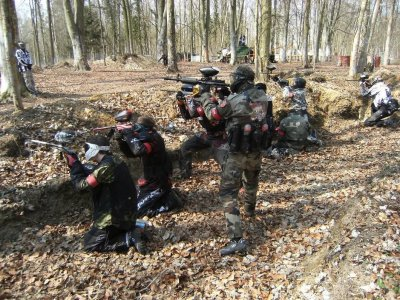 Paintball Ourcadia - Forfait 300 billes