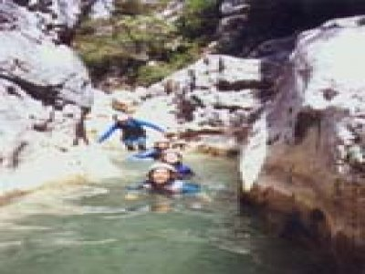 Verdon Passion Canyoning