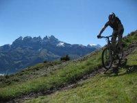 VTT avec H2o en Savoie