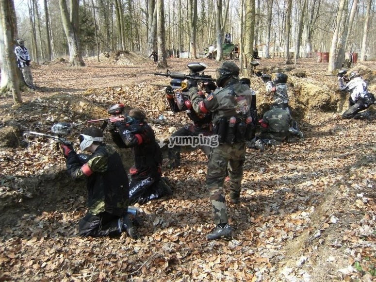 paintball ourcadia