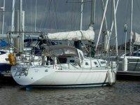 Le Teiki au port