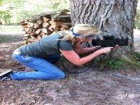 Les ennemis vous attendent caches derriere chaque arbre