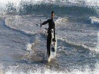 Kite Sud bord de plage