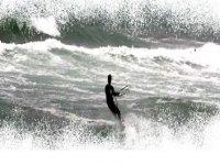 KiteSurf sur vagues