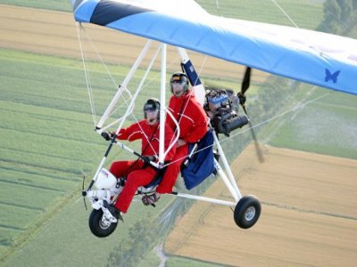 Sky-Delivery parachutisme Vol en ULM