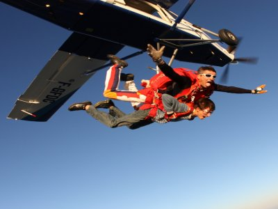 Latitude Challenge Parachutisme