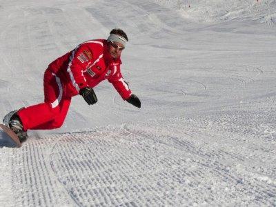 ESF Gresse en Vercors Snowboard