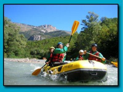 Les Pirogues Rafting