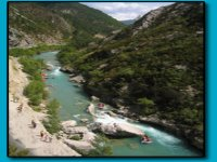 Descendez en Rafting les Gorges du Verdon