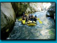 Rafting avec Les Pirogues Rafting