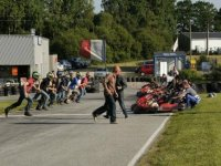 Challenge Entreprise Karting