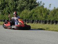 Vive le kart avec Kart center