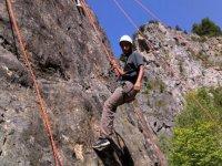 Faire de l'escalade en Correze