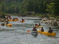 Faire du canoe / kayak sur Dordogne