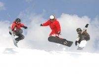 Perfectionnement snowboard et bonne ambiance