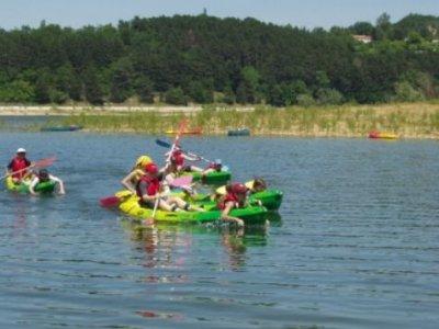 Base de loisirs Saint Férréol Kayak