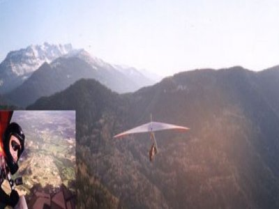 Les Piafs Deltaplane