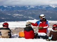 Cours de snowboard a partir de 10 ans