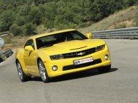 Stage de pilotage Chevrolet dans le Gard