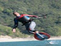 Kitesurf foil