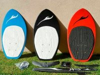 Kitesurf planches