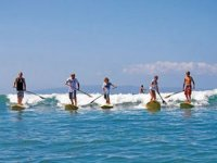 Stand Up Paddle dans le Gard
