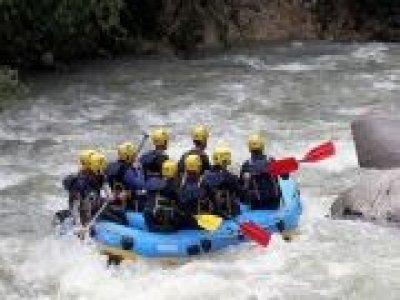 Takamaka Léman Rafting