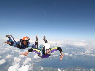 Takamaka Léman Parachutisme
