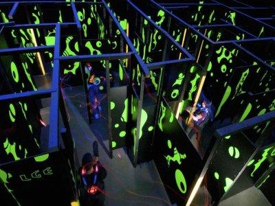 Laser Game Evolution (Bowling Mont-Blanc)