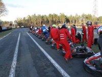 Karting Depart Le Mans