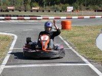 Retour au Stand Karting