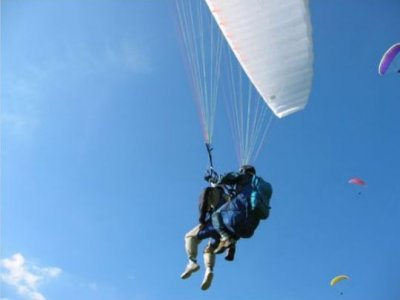 Parapente Puy Mary