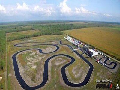 Karting Es Course