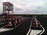 En avant pour le challenge karting