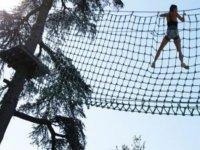 Parcours acrobatique en hauteur Bouches du Rhone