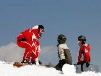 Snow pour les petits comme les grands