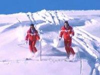 Ski en couple