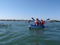 Canoe et sortie de loisirs a Dinan