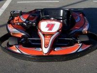 Les karts de Sun Karting